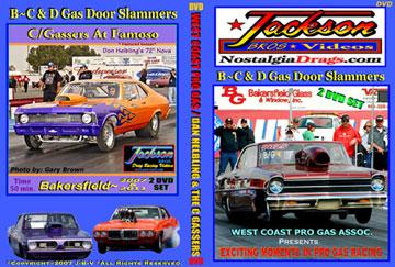 Nostalgia Drags - historical racing film & drag racing videos